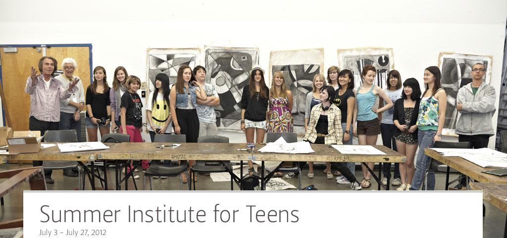 Summer Institute for Teens