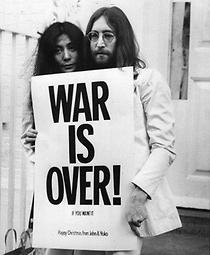 War is Over | Yoko Ono and John Lennon, 1969