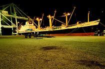 Good Ship from the series Ship of Fools, Allan Sekula