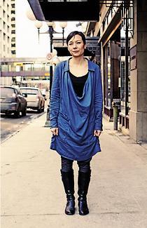 Natalie Purschwitz | Photo by Randy Gibson, courtesy of the Calgary Herald
