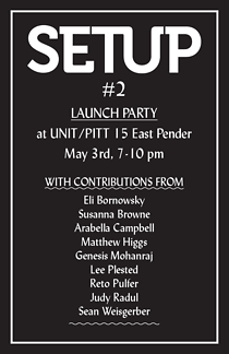 SETUP #2 Release