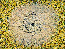 (Spin) Otis and Ash, 2010, Oil on linen, 210 cm x 280 cm