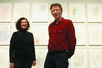 Rhonda Neufeld + Rodney Konopaki, Moose Jaw Times Herald, 2010