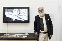 NY Art Book Fair founder AA Bronson. Image TimeOut London