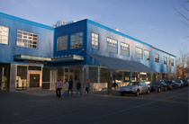 Intersections Digital Studios (IDS), home of Emily Carr's research centres
