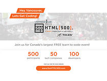 The HTML500 is Back!