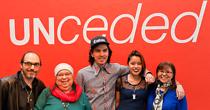 Opening Night | Aboriginal Student Exhibition at Emily Carr University. Photo: John Lee
