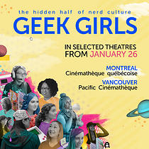 Geek Girls Theatrical Release Announcement