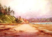 Maud Sherman: Watercolour