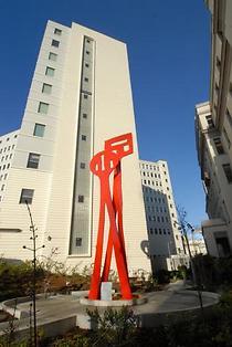 Martha Sturdy Sculpture at VGH
