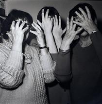 Polish Shadow, 1988. © Rosalind Solomon, Courtesy Silverstein Photography