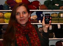 Elizabeth Boylan Developer/ Designer of iCrochet for the iPhone & iPod Touch