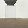Perfect Sphere/Negative Thoughts, 2007, Elizabeth Zvonar and Mark Soo