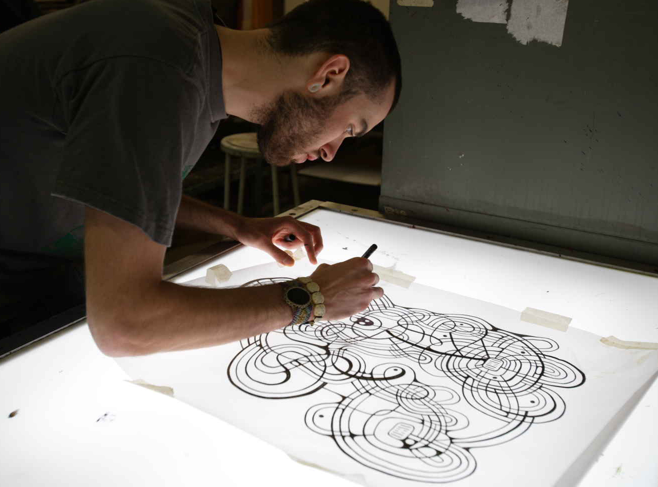 illustration Illustration the illustrator is a fine artist who illustrates for books, magazines, newsletters, websites, brochures, stamps, and any commercial item.