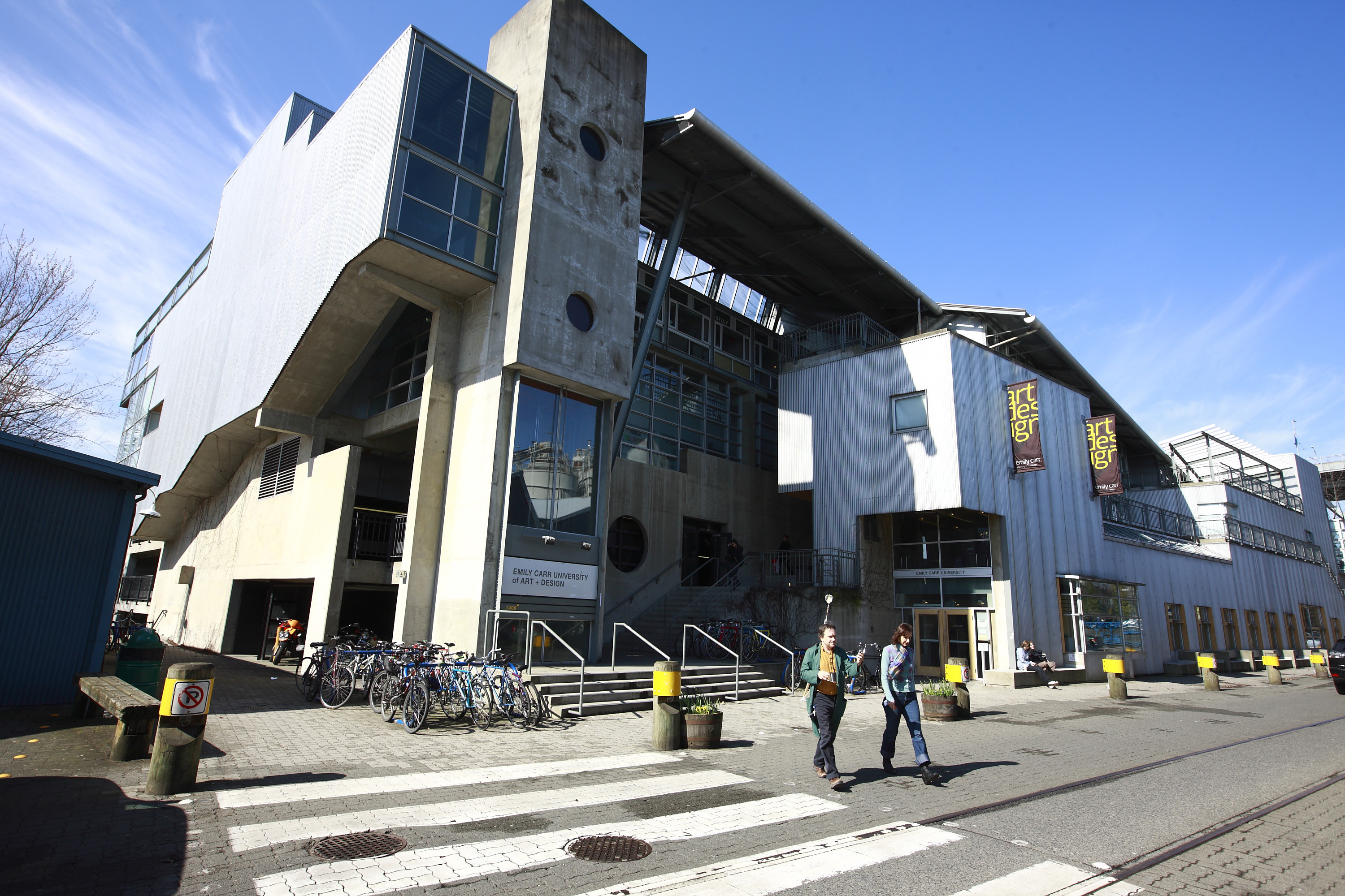 Emily Carr School Of Art And Design