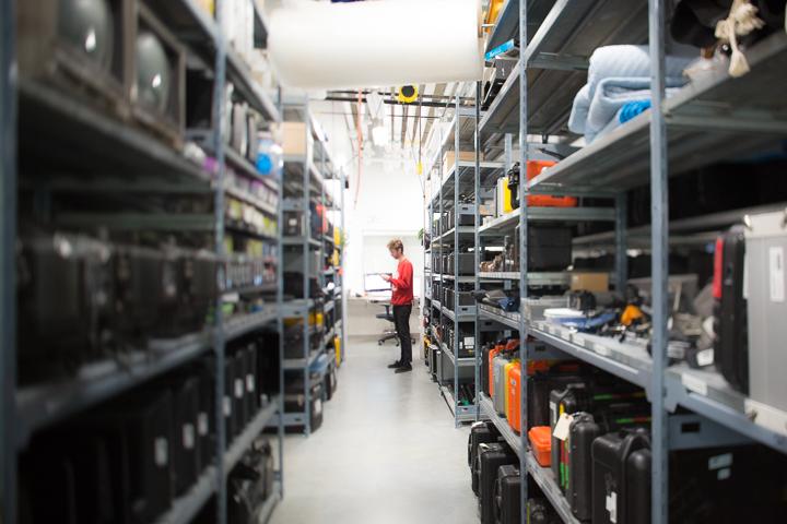 equipment inventory emily carr university