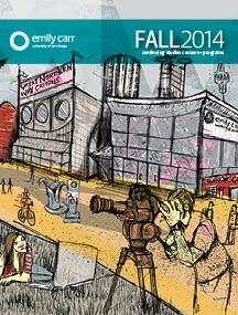 Click the catalogue to FLIP through Fall 2014 courses!