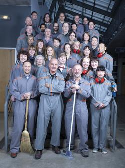 The Technical Services Team