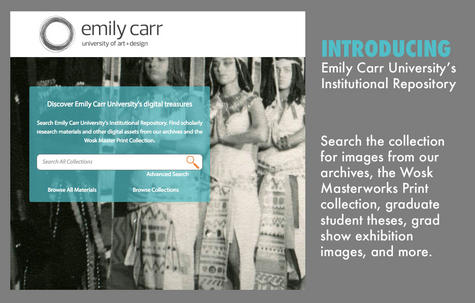 Emily Carr's Institutional Repository