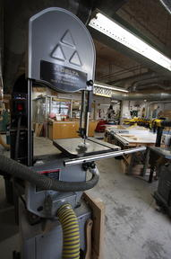 Industrial Design Woodshop