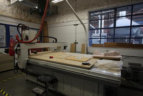 The CNC Machine