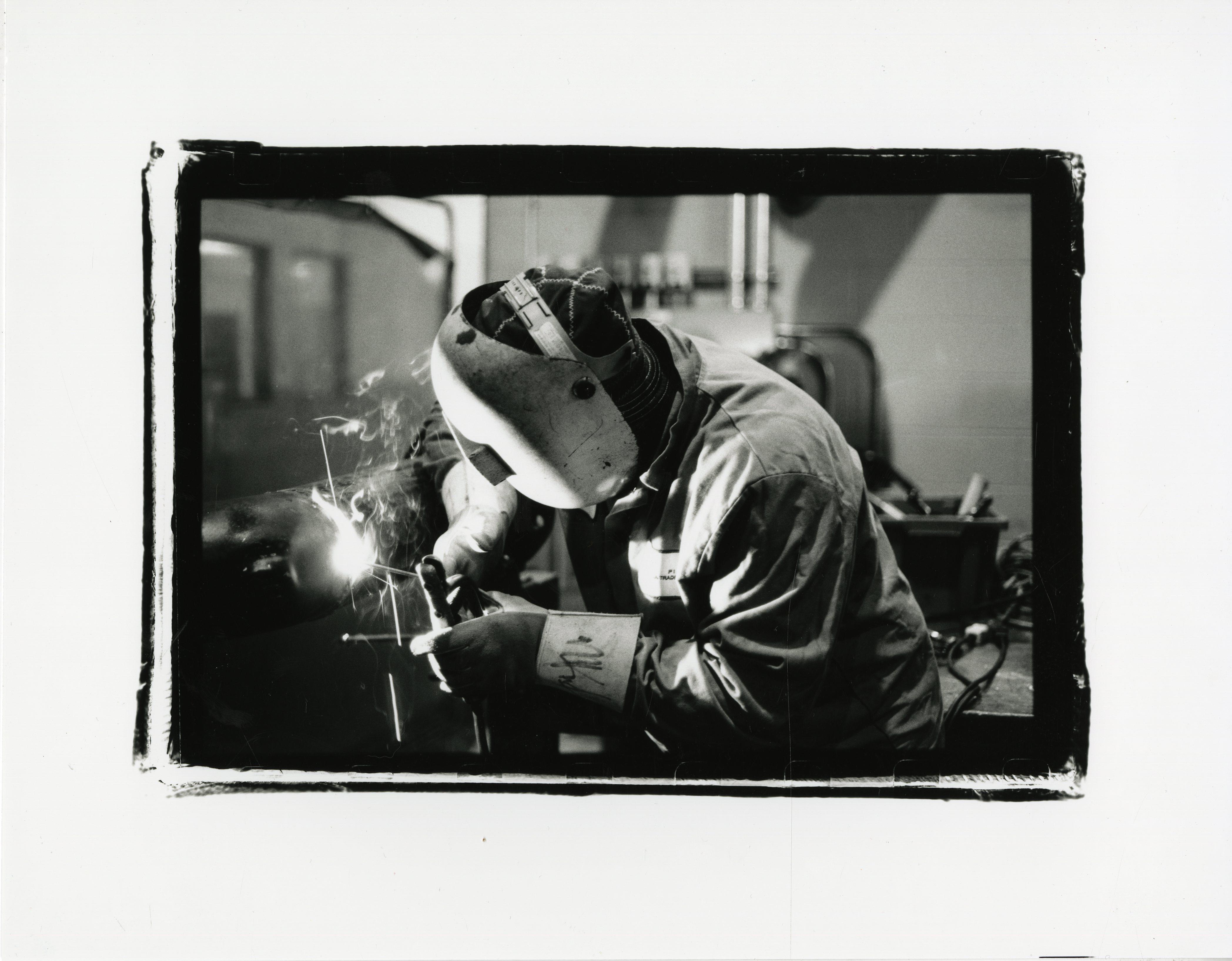welding essay