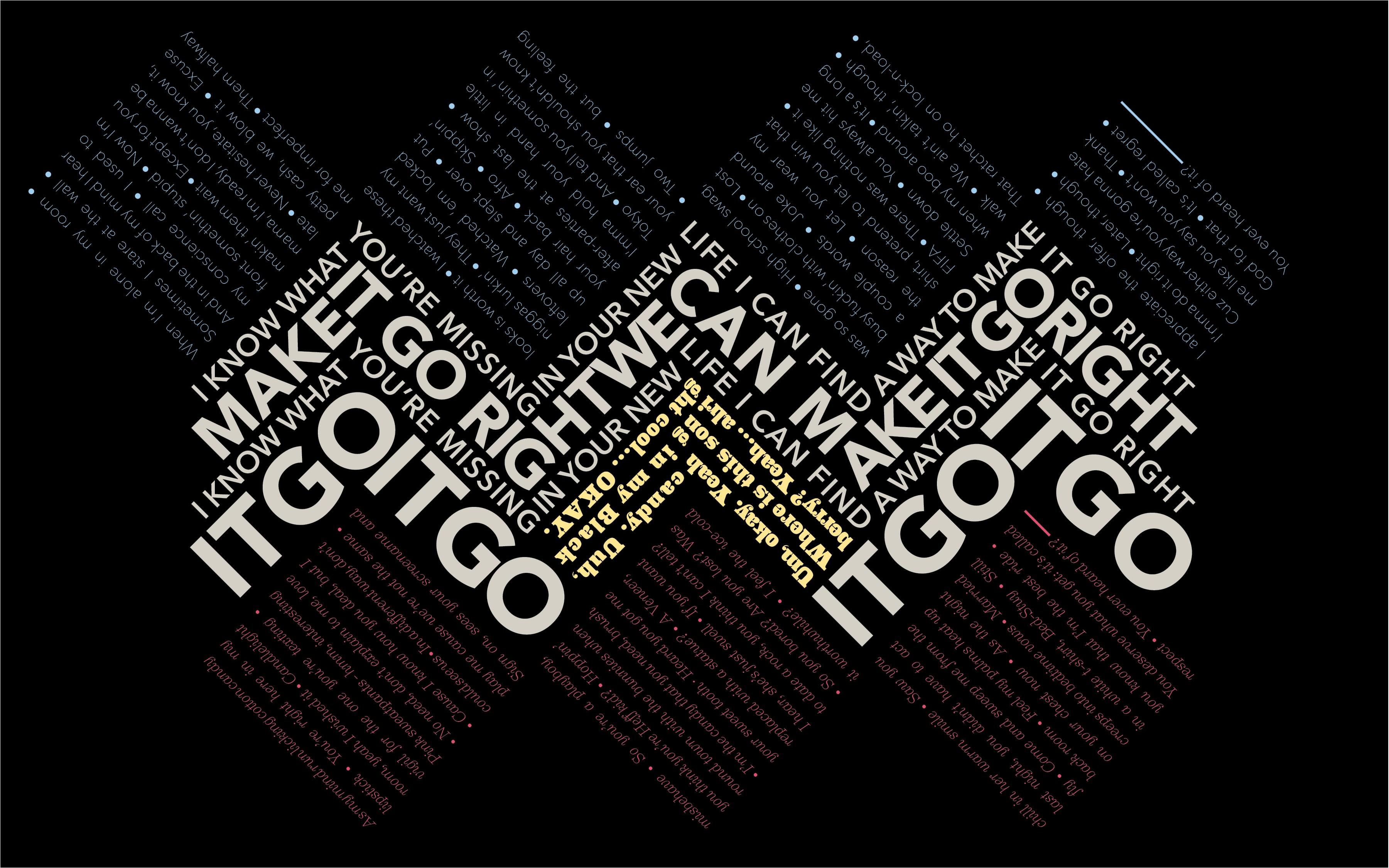 Typography Poster Emily Carr University