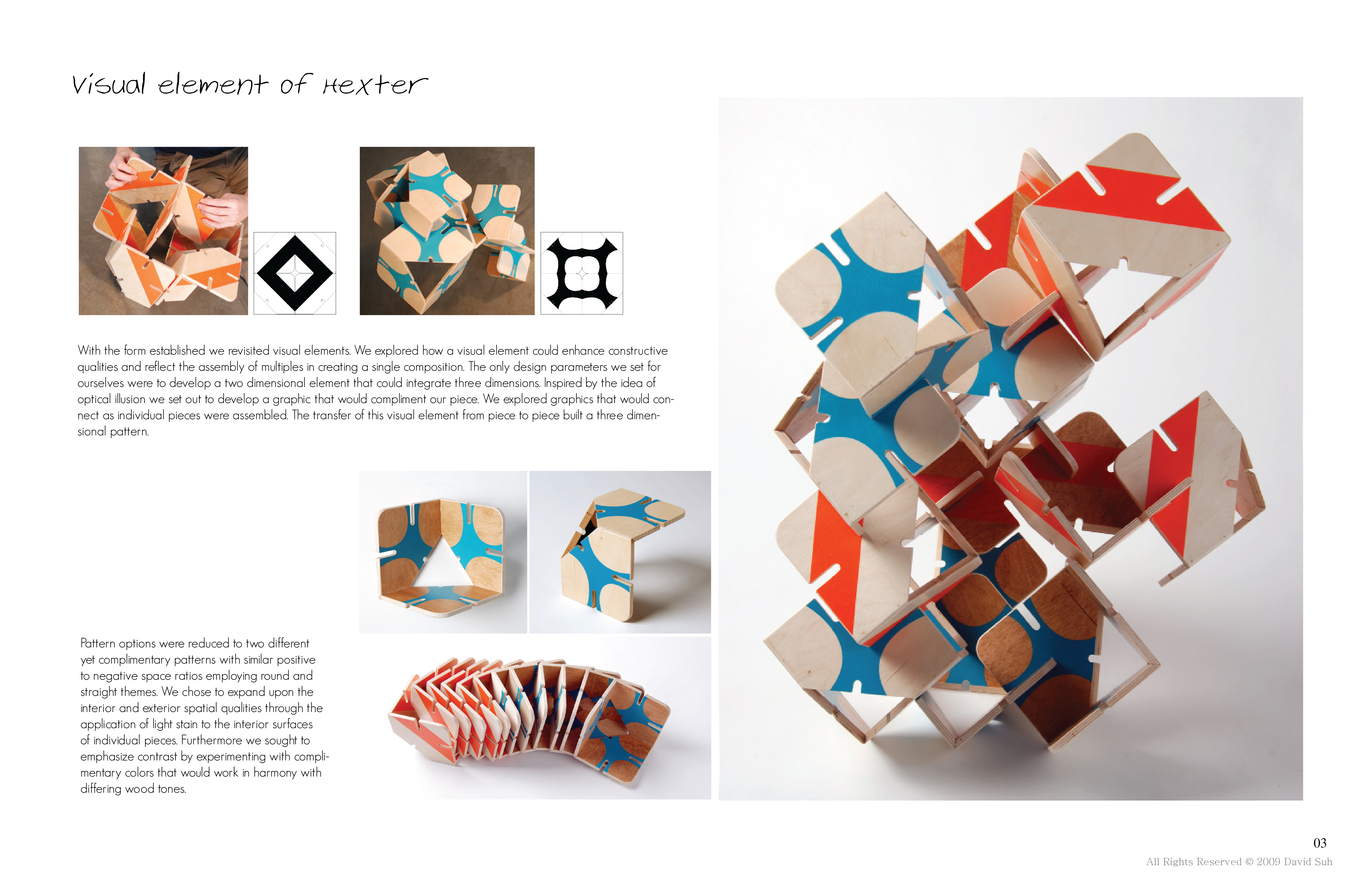 hexter a toy design for visual   spatial intelligence