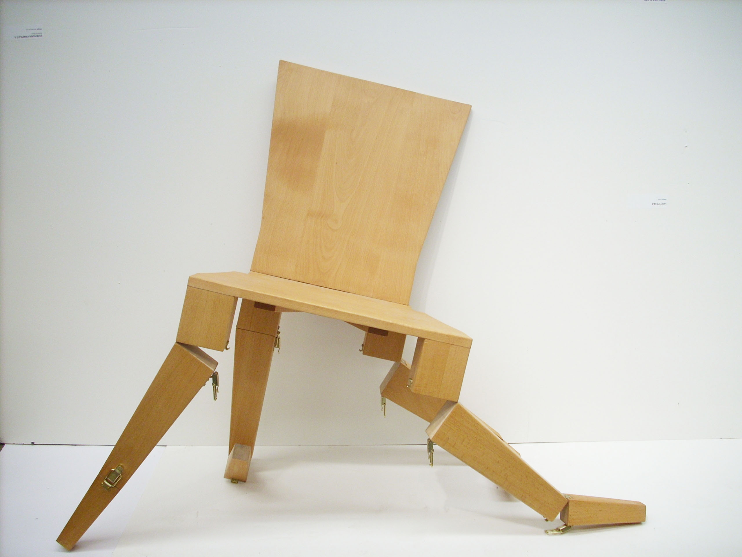 Crazy Chair | Emily Carr University