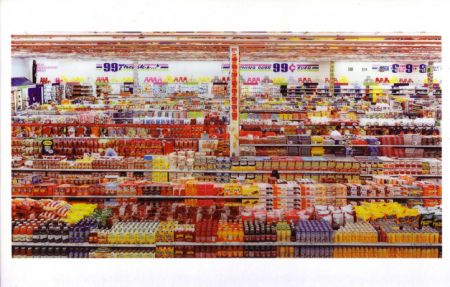 As Of February 2007 Andreas Gursky Holds The Record For Highest Price Paid A Photograph His Work 99 Cent II Diptychon Which Sold GBP 17